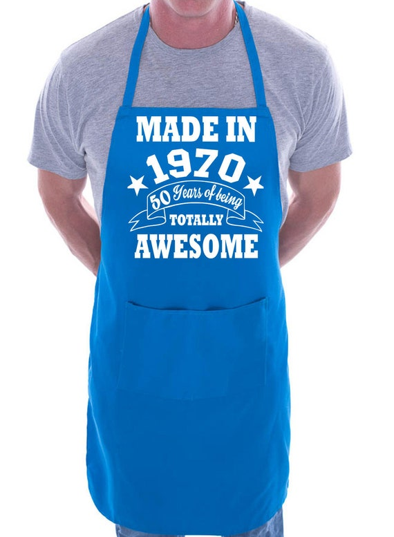 Made In 1990 30th Birthday BBQ Cooking Funny Novelty Apron
