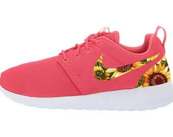 more photos 8f2bb 3eb79 Custom Sunflower Nike Roshe One