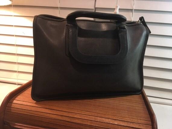 Vintage Bonnie Cashin Era Coach Handbag/ Briefcase