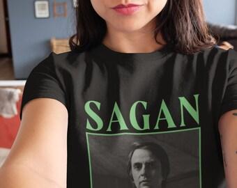 Sagan shirt Science gift Unisex T-Shirt