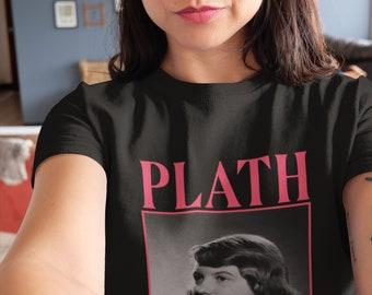 Sylvia Plath shirt literary gift Unisex T-Shirt