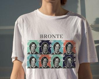 Charlotte Bronte shirt Jane Eyre shirt literary gift Short-Sleeve Unisex T-Shirt