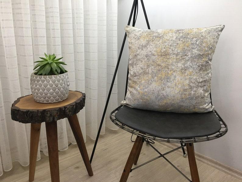 square cushion 18x18 woven sofa throw pillow beige yellow linen pillow multicolor pillow cover modern shape padding pillow case