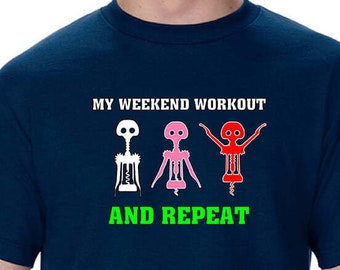49c015ce Funny Workout T-Shirt, Workout T Shirt, Dad Birthday Gift