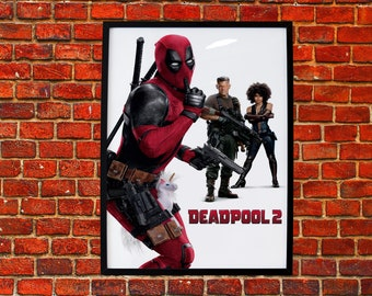 Official Deadpool 2 Movie Poster