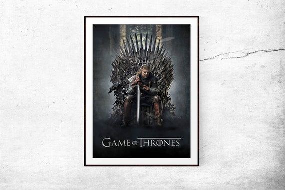 GAME OF THRONES SEASON 8 Poster A5..A4 A3..A2 options 260gsm
