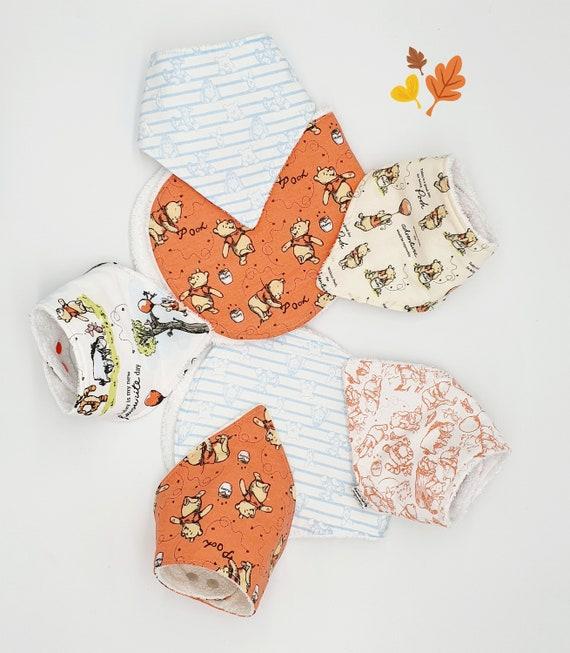 Baby Shower Gift Burp Cloth New Baby Girl Boy Gift Baby Girl Burp Cloth Personalized Winnie the Pooh Burp Cloth Baby Boy Burp Cloth