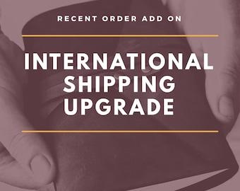 International Shipping Upgrade