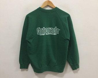 2a6ab2c330c6b9 Vintage 90s!! GATORADE sweatshirt 90 s