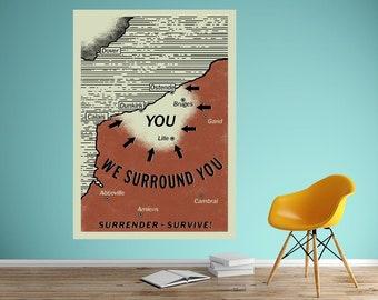 picture relating to Surrender Novena Printable titled Surrender Etsy