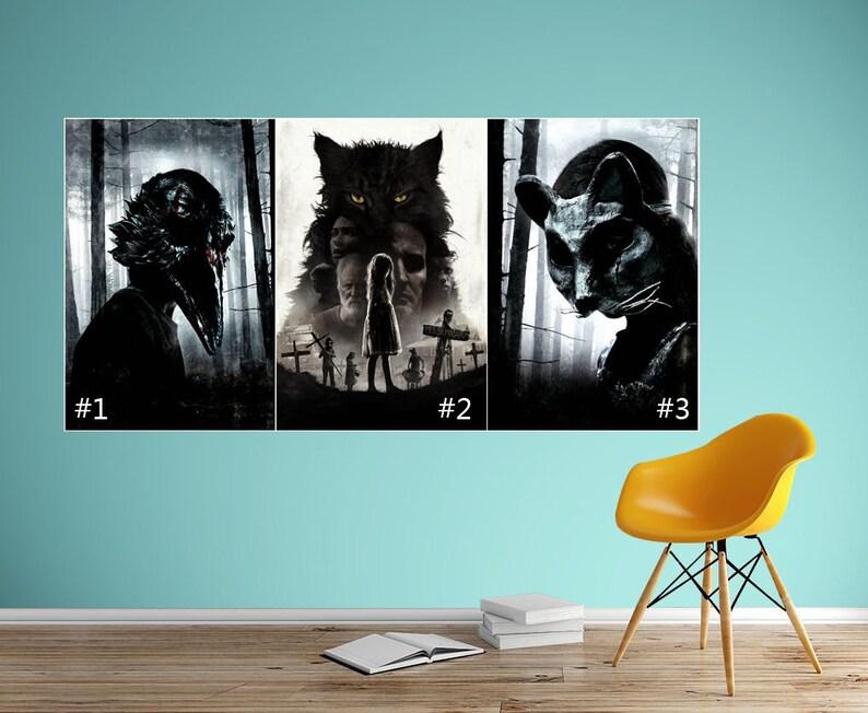 New IT Movie Stephen King Horror Art Silk Poster 13x20 24x36 inch