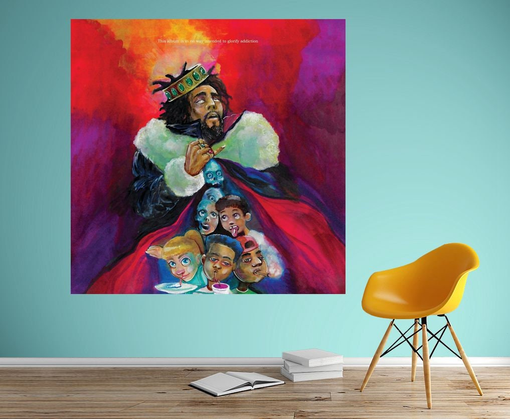 "Lil Wayne Tha Carter III Album 2008 Cover Poster Art Print 12x12/"" 24x24/"" 32x32/"""