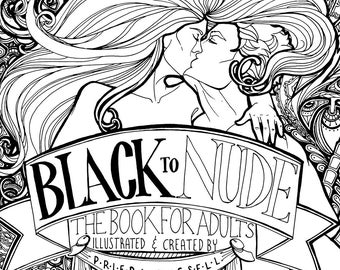 Erotic coloring book | Etsy