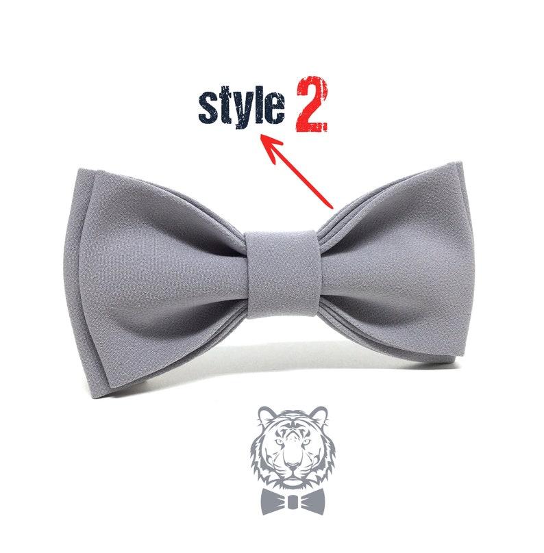 Dusty Sage Bow tie Groom Bow tie Kids Bowtie Groomsmen bow tie Baby Boys Kids Mens Adult Groom Bow ties for men Wedding Bow tie