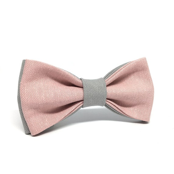 Wedding Bow tie Maroon Bow tie Gray Bow tie Groom gift Bow ties for men Baby Boys Kids Groomsmen bow tie Blush Light Pink Bow tie