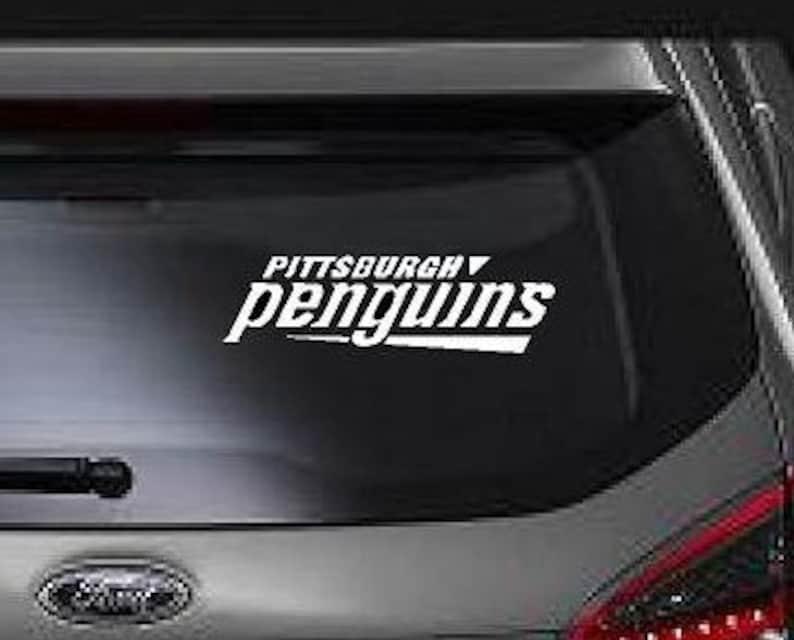 Philadelphia Flyers Vinyl Sticker Decal Hockey NHL Full Color CAD Cut Car