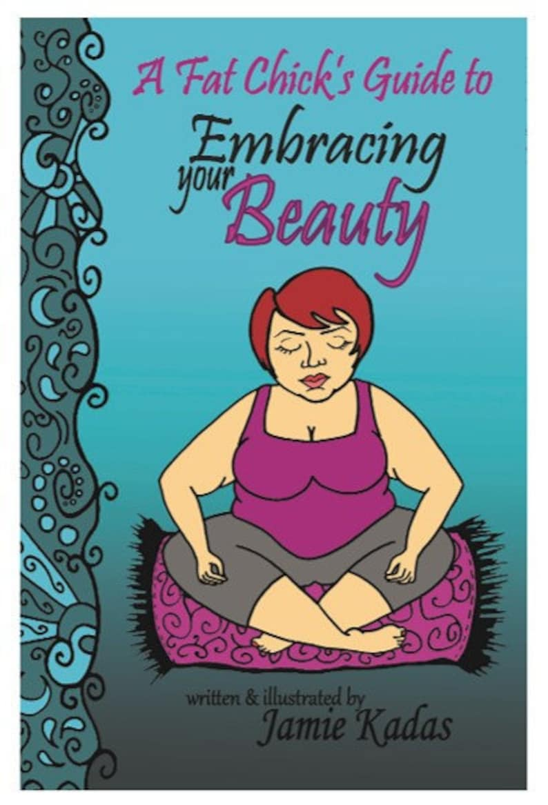 Body Positive Comic Book  A Fat Chick's Guide to image 0