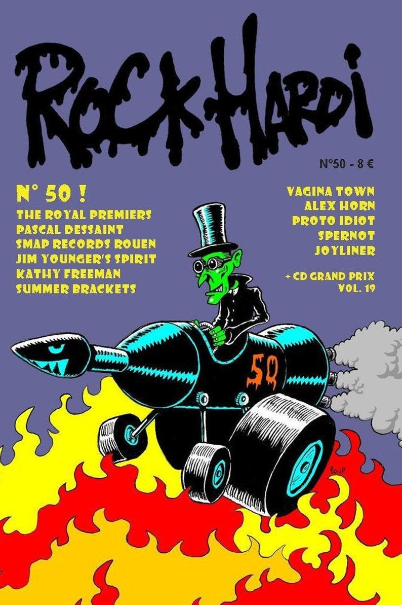 Rock Hardi 50 image 0
