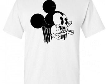 d310434c92536a Predator Mickey Mens tee