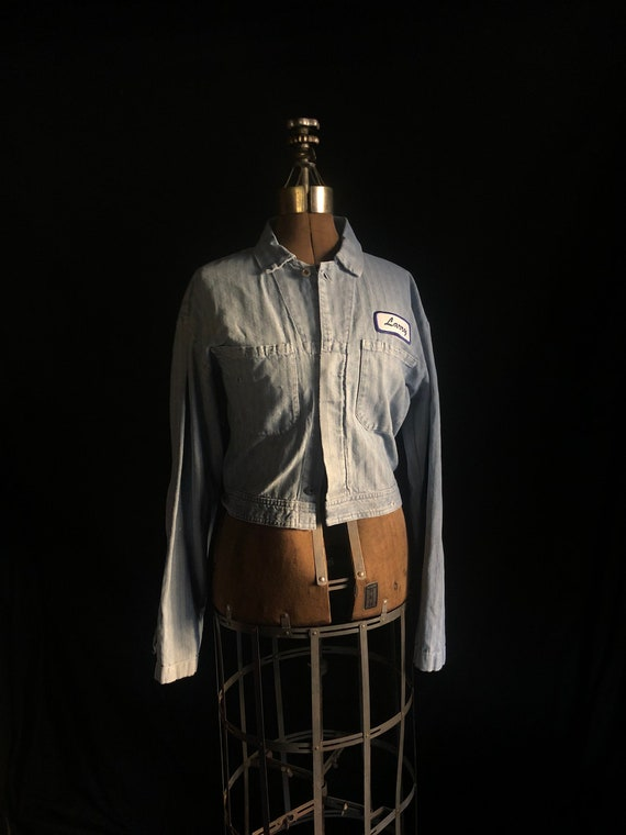1960's Vintage Coverall Jacket