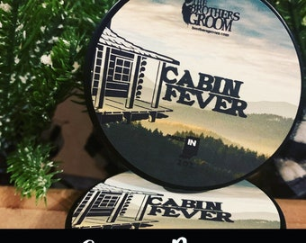 Cabin Fever Groom BUTTER - Handcrafted / Handmade - FREE SHIPPING