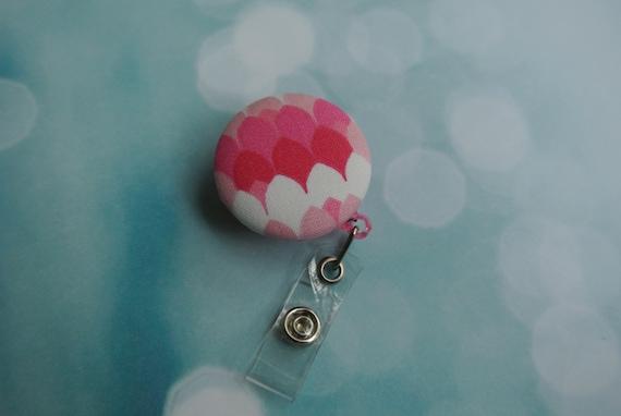 Heart of Gold Dot Interchangeable Badge Reel Cover for RN PT OT Teacher Student Preceptor Gift