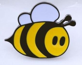 Bee pin | Etsy
