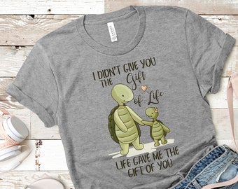 Sea Turtle Stacked Repeat Toddler T Shirt