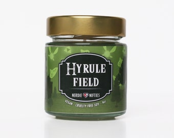 Hyrule Field   LOZ INSPIRED   4 oz Candle
