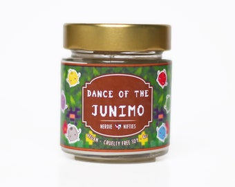 Dance of the Junimo   STARDEW VALLEY INSPIRED   4 oz Candle