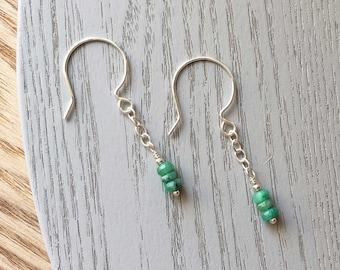 Miscarriage Birthstone Earrings