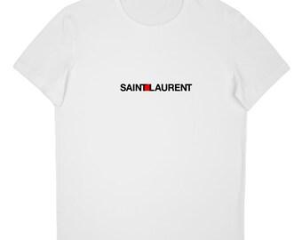 2f990874bcb Saint Laurent Shirt Inspired by Yves Saint Laurent