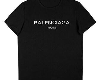 9f687d71bd1b Balenciaga Shirt Inspired by Balenciaga tshirt Balenciaga t-shirt Balenciaga  t shirt Gucci tees Fashion shirt ALL SIZE UNISEX