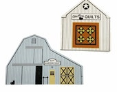 Vtg Cat s Meow Ohio Amish Series 1991 Harness Shop Ada Quilt Barn Collectable