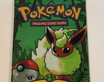 Pokemon Trading Card Game - Jungle Set 1st Edition - New & Sealed Booster Pack