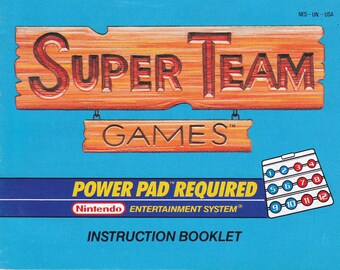 power pad for nintendo