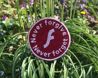 Veterans Day Embroidered Patch Clothes Accesories Poppies Iron On Patch Sew On Never Forget Patch Embroidery Design Perfect Gift ZZ8650