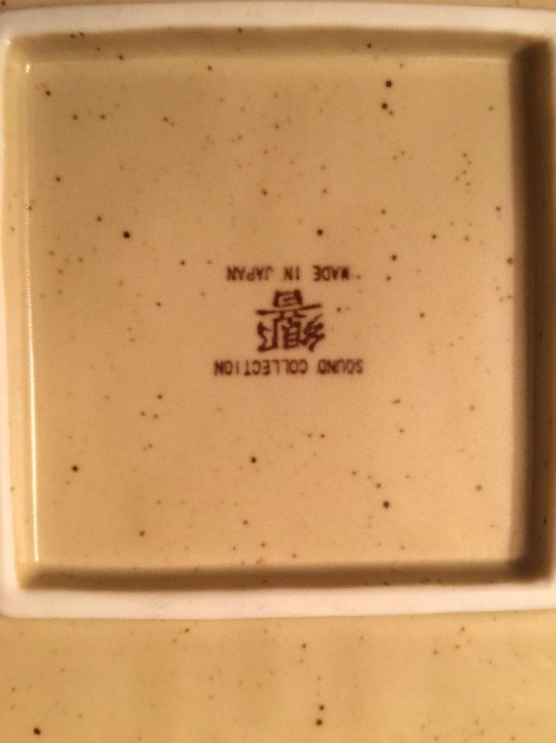 Sousaku Japan Sound Collection Salad Plate
