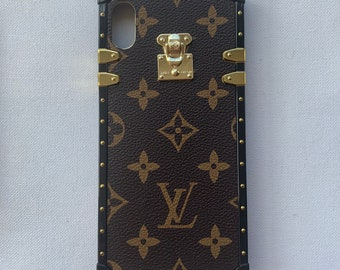 4548e1a442c Louis vuitton iphone x case