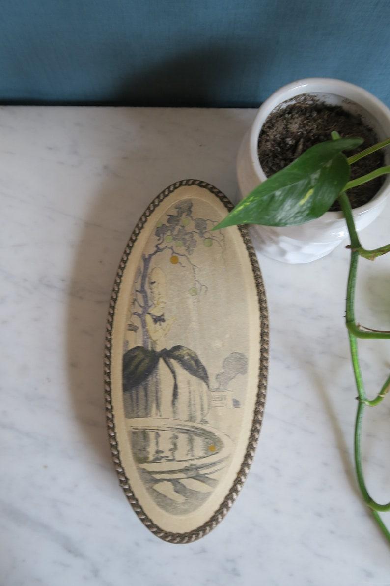 Old vintage chocolate box-Senez Sturbelle Brussels