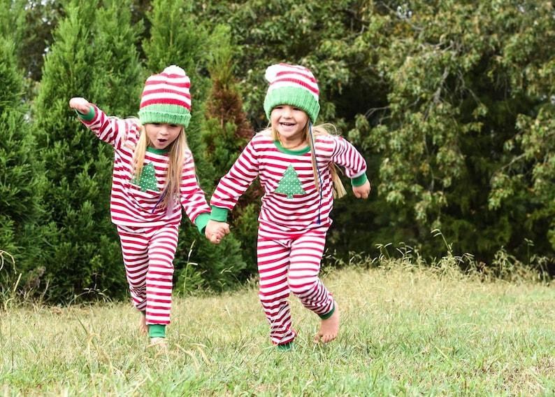PJs for Babies Baby Christmas PJs Christmas Jammies Matching Christmas Pajamas