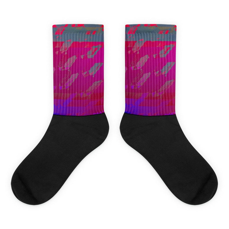 Fun socks cool / Gift for Dad / Flip flop socks / Man socks / image 0