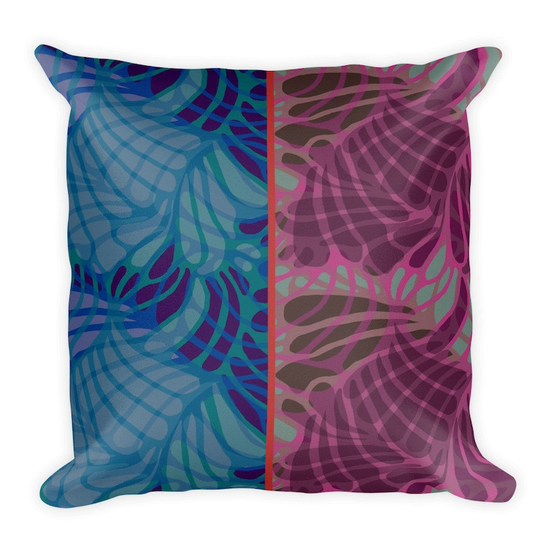 Modern home decor / Aesthetic / Decorative pillow / image 0