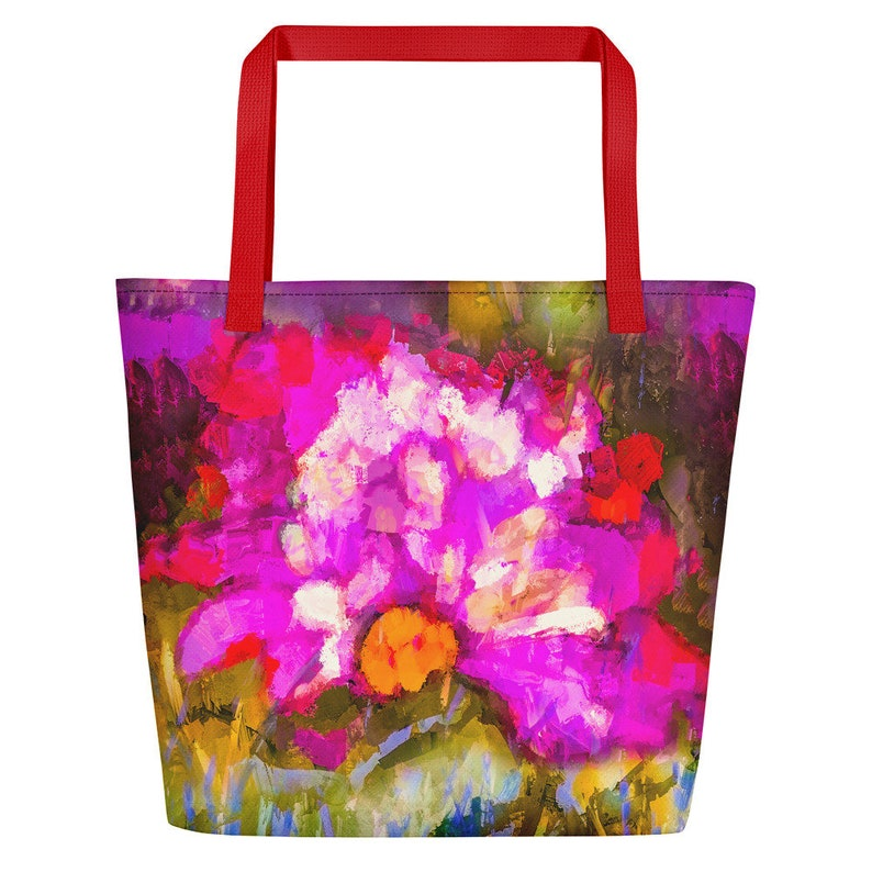 Over night bag Reusable grocery bag Tote bags Travel Bag image 0