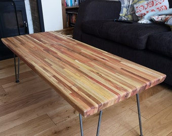 Pallet Wood Table Etsy