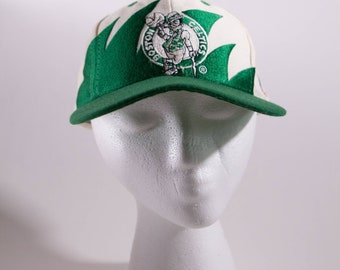 3ed3b0de Vintage signed Boston Celtics Logo Athletic snapback