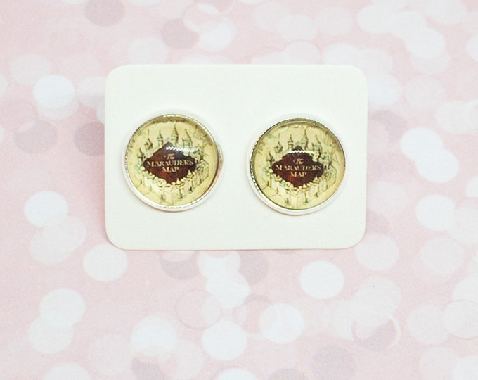 Harry Potter stud earrings