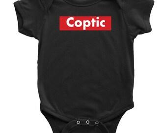 e049c8bc34 Coptic Supreme   Onesie - Baby Bodysuit