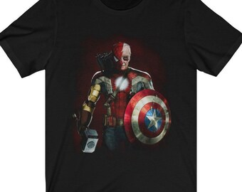 6c17aff48 Stan Lee Marvel All Avengers Heroes In One T-Shirt Stan Lee Marvel End Game  Shirts Unisex Full Size