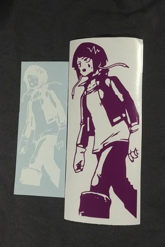 My Hero Academia Kyoka Jiro Sticker